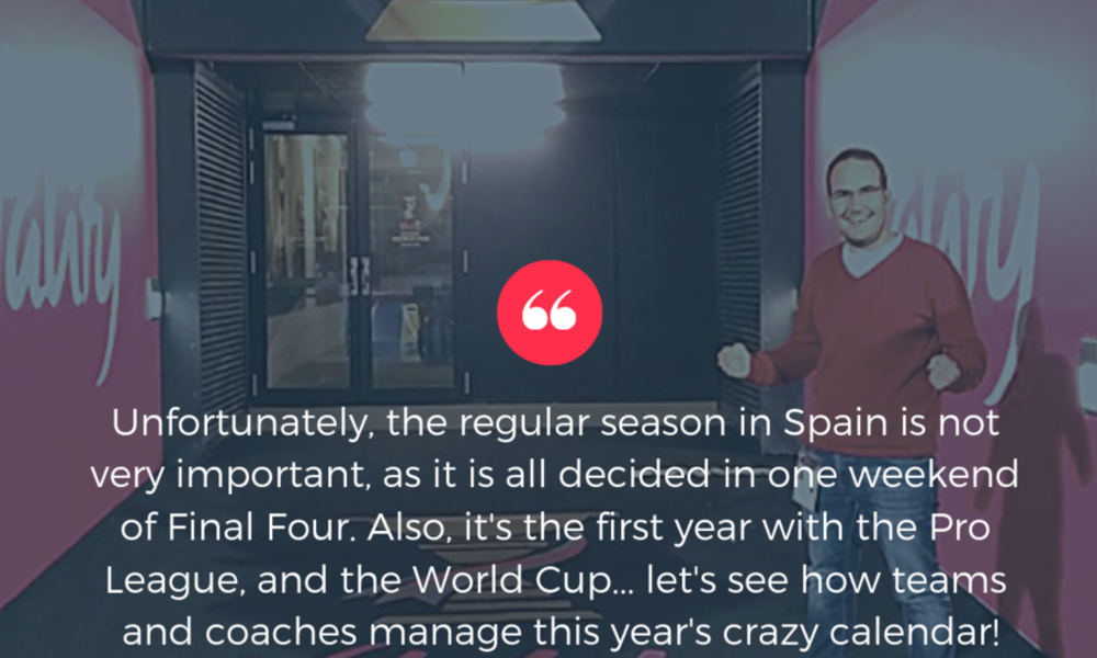 A deep analysis of the Spanish Men's field hockey competition by the Spanish reporter, Jordi Pi Lletí