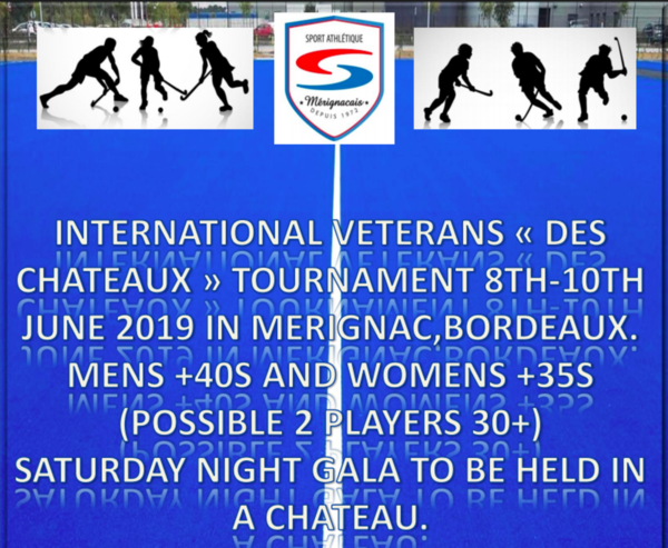 "International Veterans ""Des Chateaux"" Tournament"